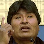 Foto Evo Morales