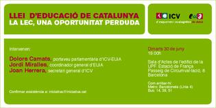 acto ICV-EUiA