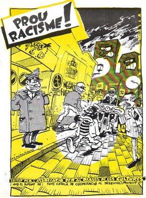 prou racisme